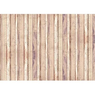 Asuka Studio Memory Place Forest Friends Wrapping Paper - Wood